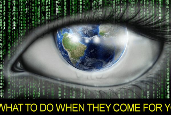 What To Do When THEY Come For You! – The Dr. Ramona Brockett Show