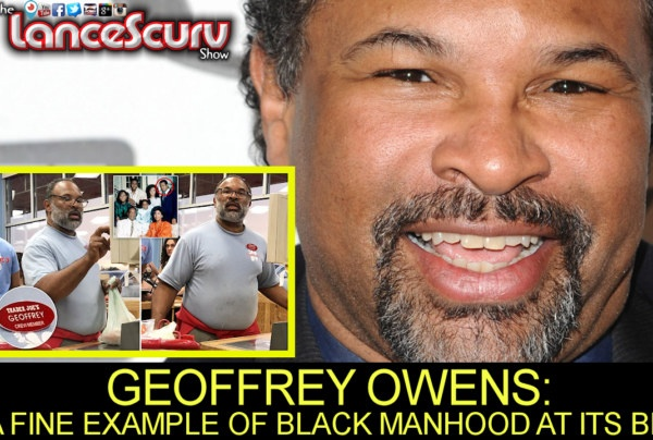 GEOFFREY OWENS: A FINE EXAMPLE OF BLACK MANHOOD AT ITS BEST! – The LanceScurv Show