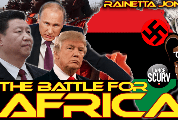 THE BATTLE FOR AFRICA: A PROPHETIC WARNING & CALL TO ACTION FOR AFRICAN PEOPLE WORLDWIDE!