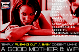 SIMPLY PUSHING OUT A BABY DOESN'T MAKE YOU A GOOD MOTHER & WIFE!