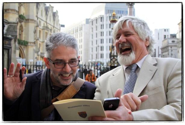 Juan Pollo & Peter - Image copyright Lancia E. Smith - www.lanciaesmith.com