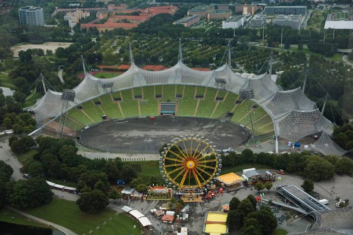 olympiaturm-munchen-arenan