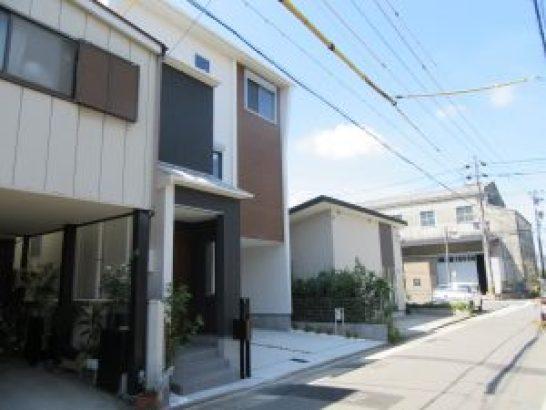 名古屋市北区 天道町の家