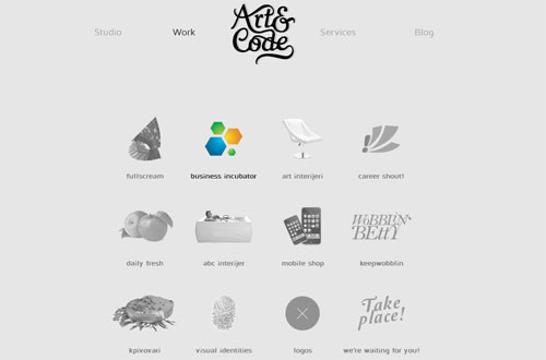Art&Code - Design Agency