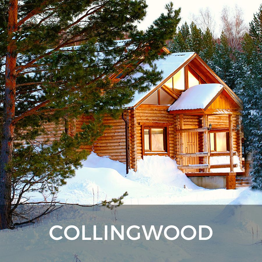 Collingwood log cabin