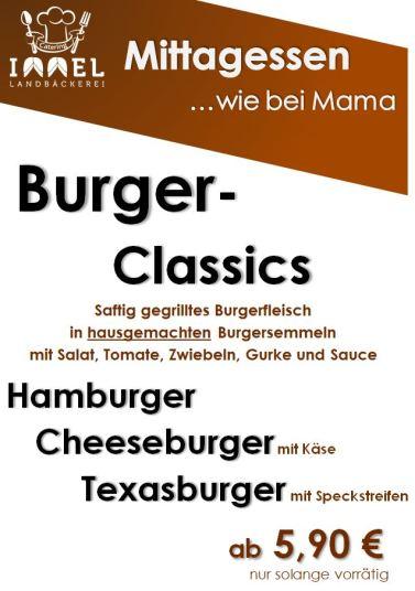 Burger Hoch