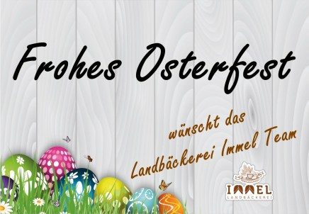 Ostern frohes Fest