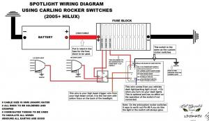 Wiring in add'l LED light bars and spot lights   Land
