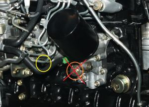 How to flush the Cooling System prior to Radiator change