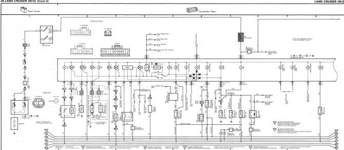 oil pressure sender wiring schematic  land cruiser club