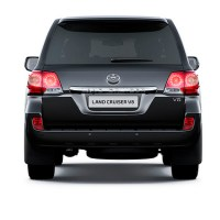 Toyota Land Cruiser Offroad photos