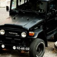 Toyota Land Cruiser (40 series)