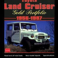 Toyota Land Cruiser: Gold Portfolio 1956-1987