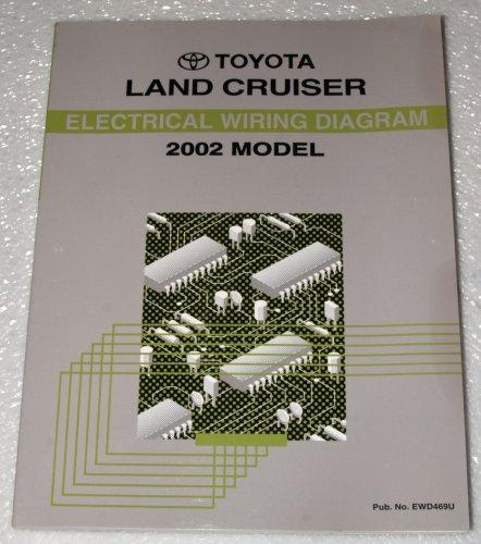 2002 Toyota Land Cruiser Electrical Wiring Diagrams