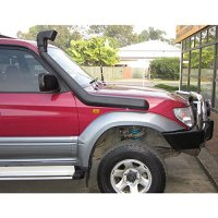 Dobinsons 4x4 Snorkel Kit for Toyota Land Cruiser Prado 90 Series 1997-2002 3.4L V6 Gas