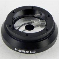 NRG Short Steering Wheel Hub Adapter (Boss) Kit - Toyota Land Cruiser 91-96 - Part # SRK-120H-5