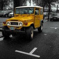 Vintage Toyota