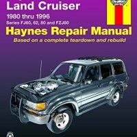 H92056 Haynes Toyota Land Cruiser 1980-1996 Auto Repair Manual
