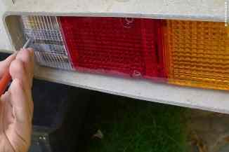 New rear lights provided by4x4 service Valkenburg.