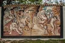 Mural in Asunción, Paraguay (©photocoen)