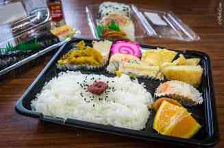 Bento, set-lunch in Japan (©photocoen)