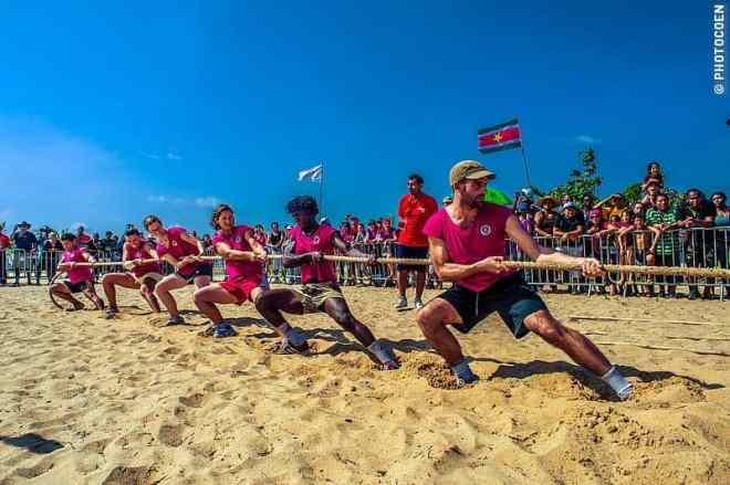 Jeux Kali'na in French Guiana (©photocoen)