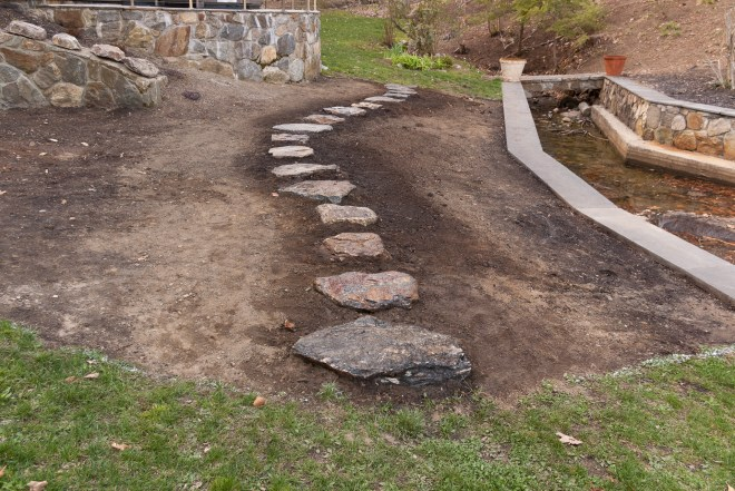 Stepping Stone Path Completed