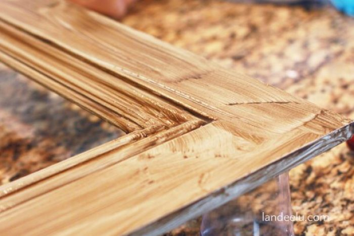 How To Build A Big Frame with Moulding