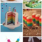 RAINBOW Project ideas! So pretty!