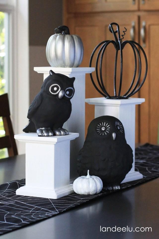 How to make pedestals DIY 1