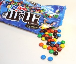 mini m and ms