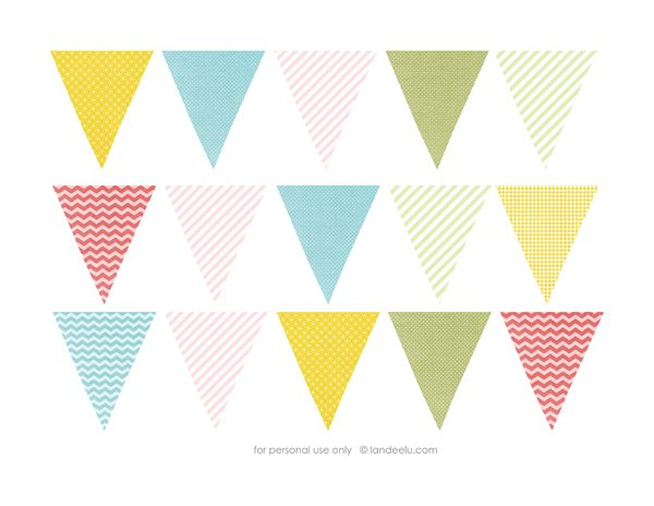 Spring Mini bunting-plain lo-res copy