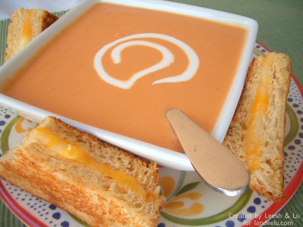 Creamy Tomato Soup 2
