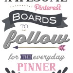 The best people to follow on Pinterest
