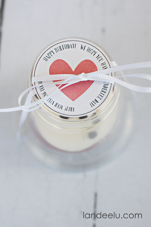 Easy Printable Gift Tags for All Occasions!  | landeelu.com  Perfect for a quick treat or gift to drop off to a friend!