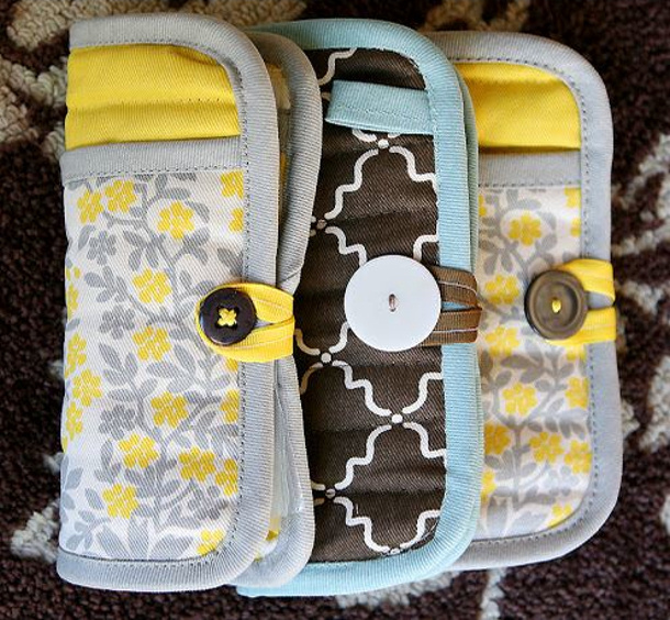 Potholder clutch emergency kit eighteen25