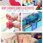 Baby Shower Games and Activites (That People Will Actually Like!)