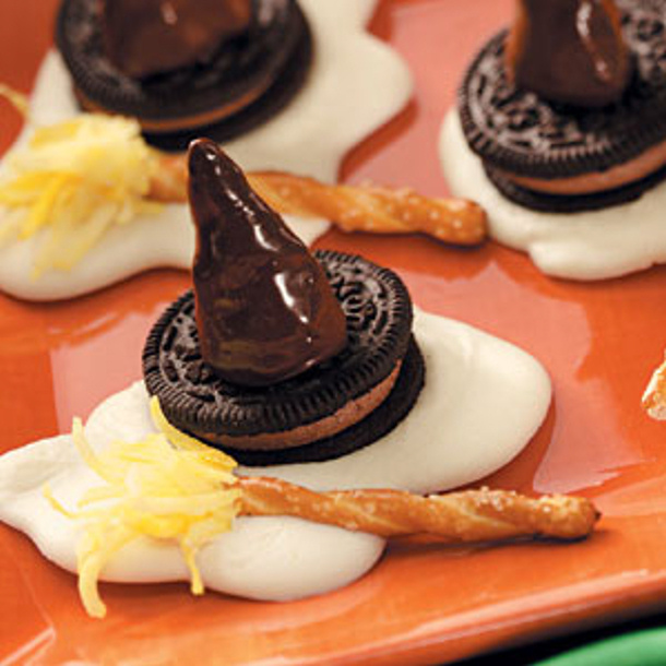 Melted Witch Puddles via Taste of Home