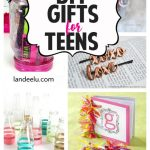 Awesome DIY gift ideas for teens to make and give their friends! Perfect for Christmas and birthdays!