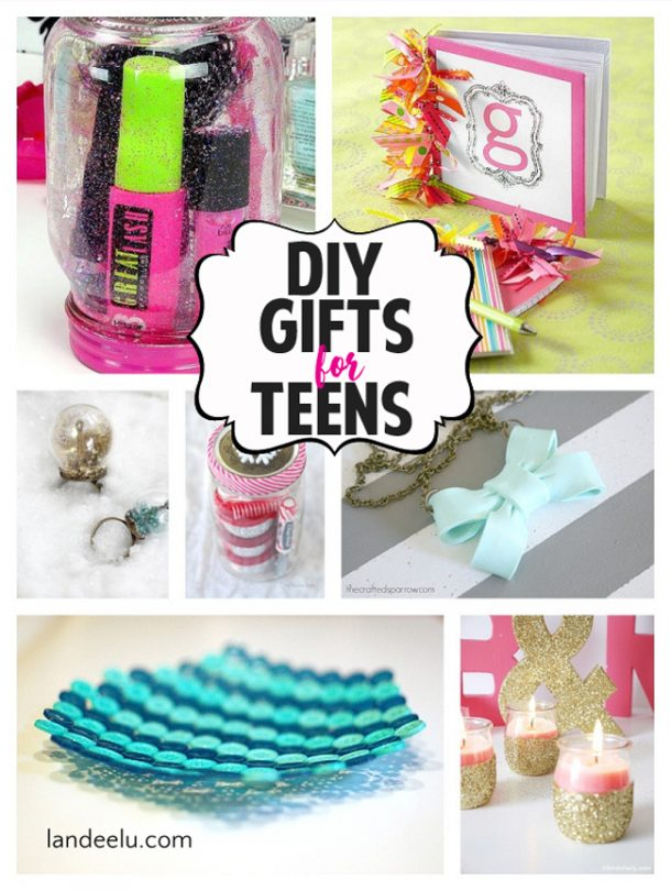 Diy Gift Ideas For Teens Page 2 Of 2