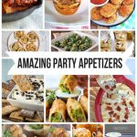 Most Amazing Party Appetizer Recipes in the ENTIRE WORLD