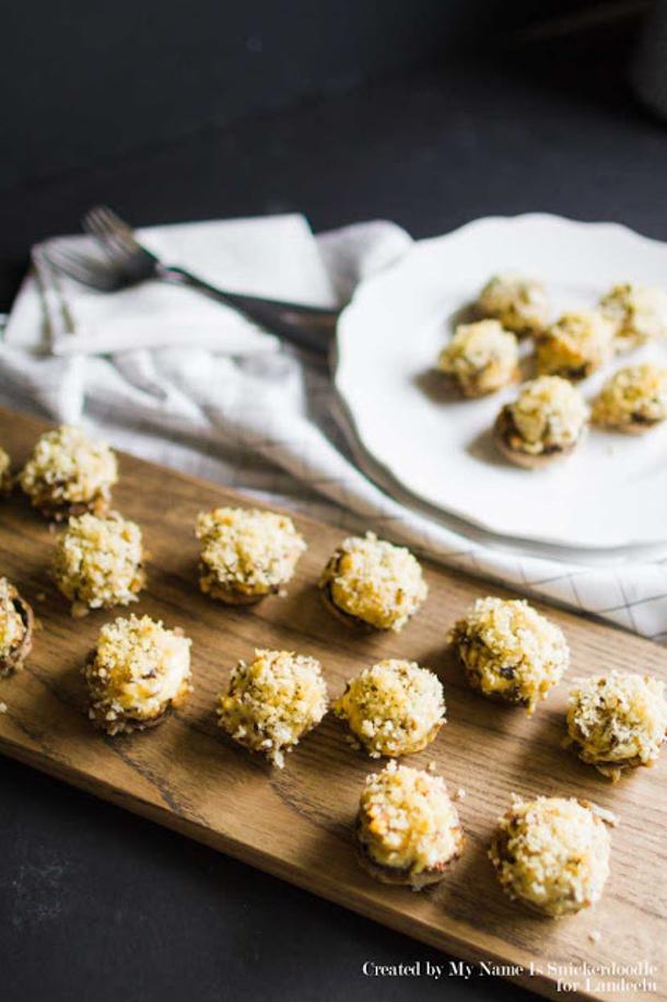Stuffed-Mushrooms-Recipe-Landee