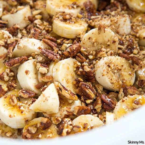 Slow-Cooker-Banana-Pecan-French-Toast