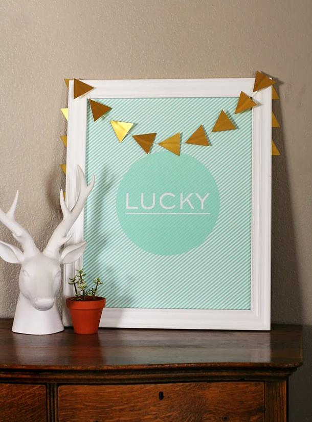 lucky-free-print eighteen25