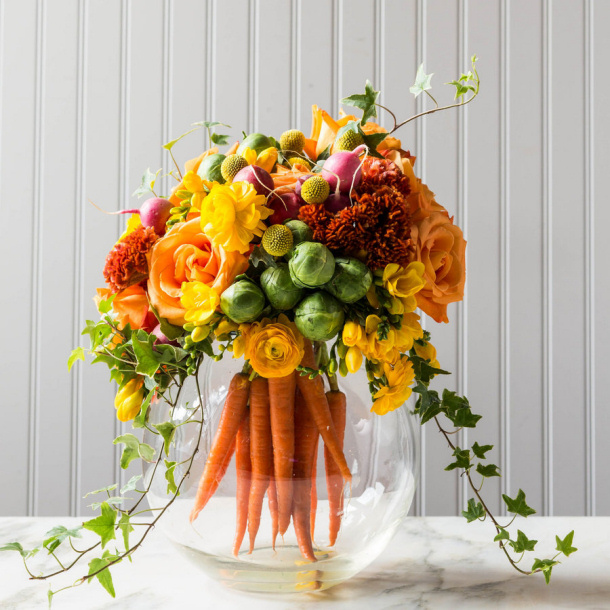 Carrots Centerpiece Southern Living
