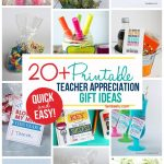 Teacher Appreciation Week Gift Ideas
