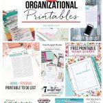 Organizational Printables
