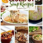 Crockpot Soup Recipes Perfect for Fall!