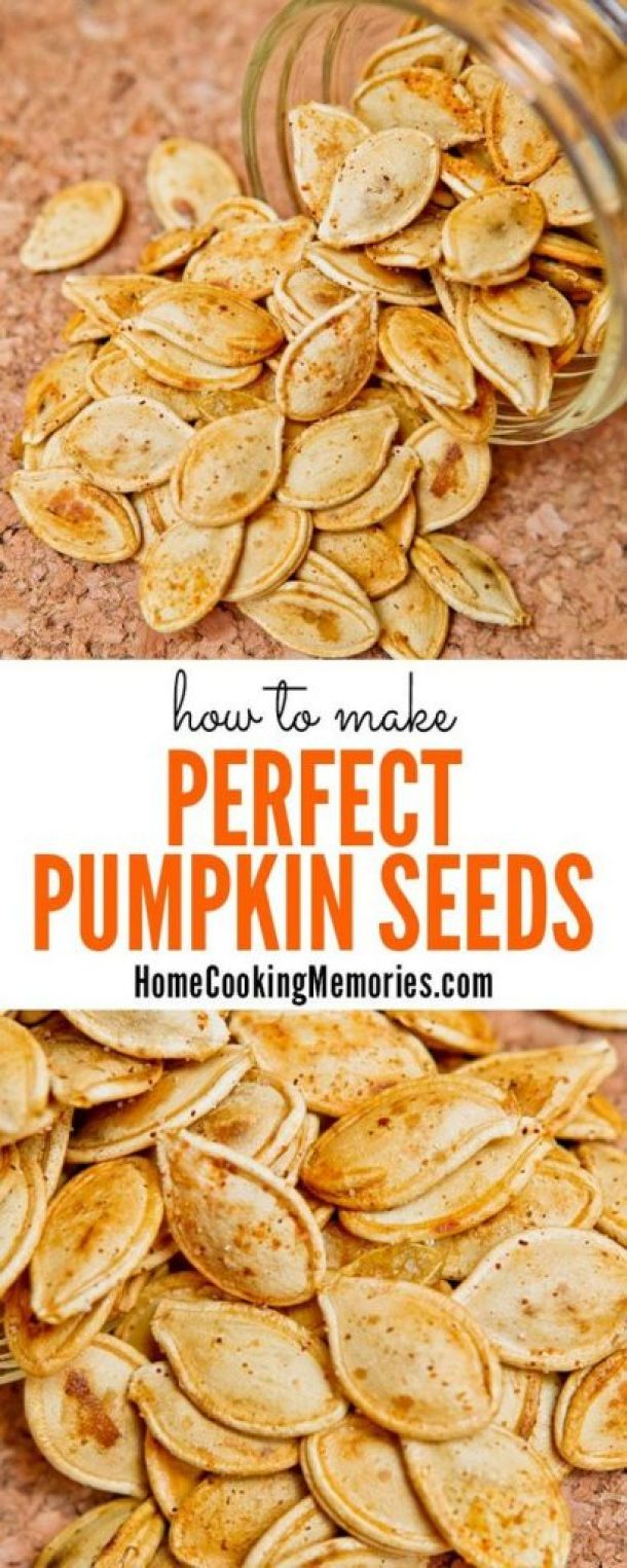 How To: Make Perfect Pumpkin Seeds | Home Cooking Memories