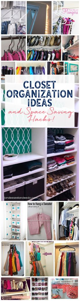So Many Awesome Closet Organization Ideas To Make Your Closet The Most  Functional Space In The